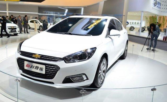 Chevrolet Cruze: новое поколение