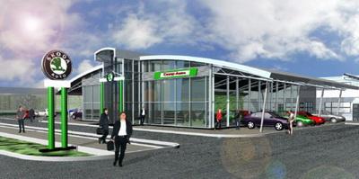 Что сможет предложить автосалон Skoda в 2014-м