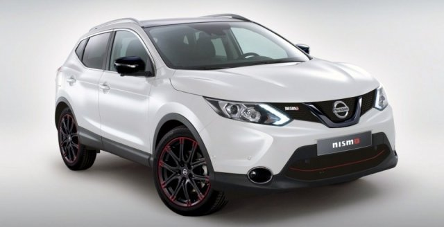 У Nissan Qashqai будет «заряженная» версия