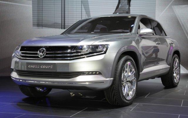 Новый VW Tiguan появится осенью