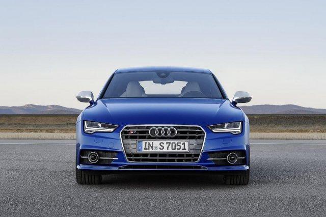 Audi досрочно показала обновленную A7