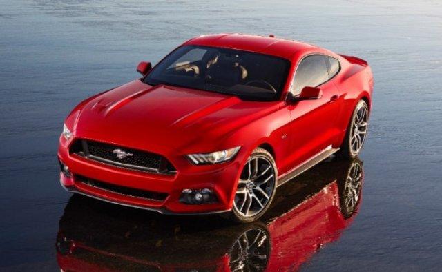 500 экземпляров Mustang за 30 секунд