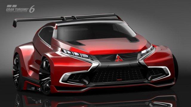 GT6: новый концепт Mitsubishi