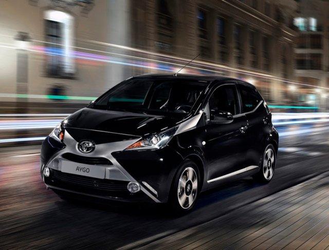 Новая Toyota Aygo появилась на рынке Европы