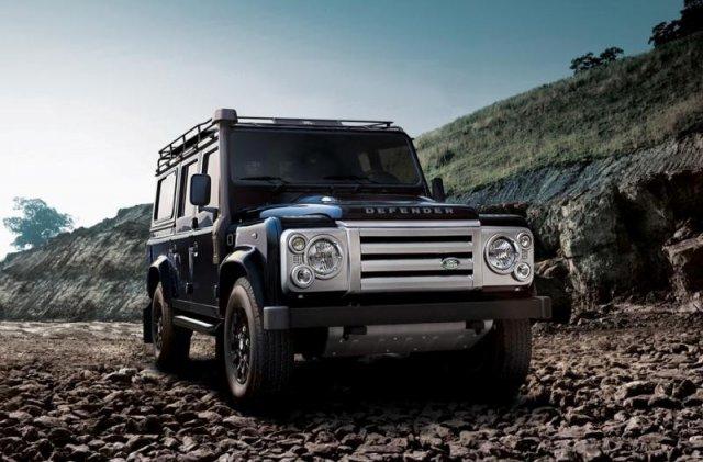 Land Rover Defender специально для России