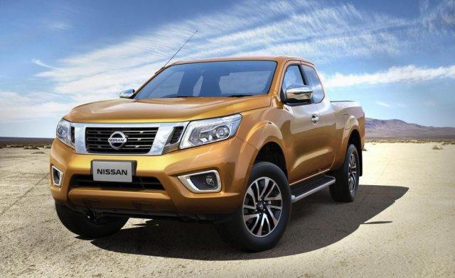 Nissan Navara: новое поколение