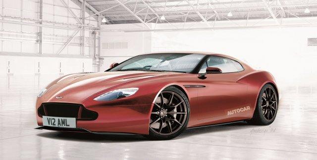 Будущее Aston Martin: купе, седан и внедорожник