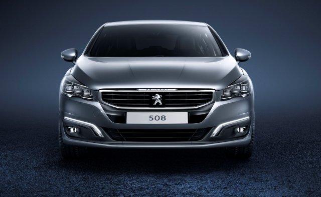 Peugeot представил новый 508
