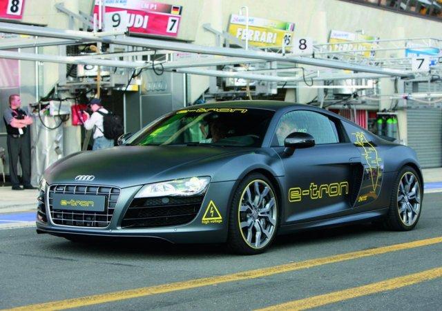 Audi выведет на рынок электромобили