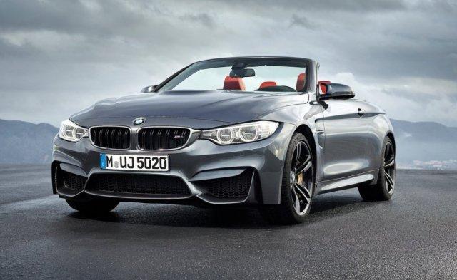 Российские цены на открытую BMW M4