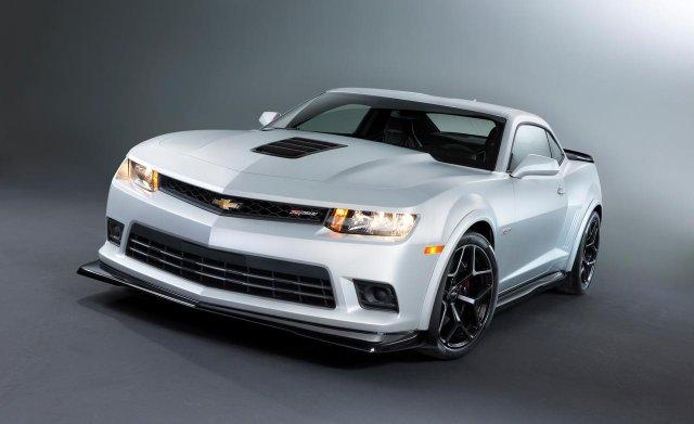 Chevrolet Camaro станет четырехцилиндровым