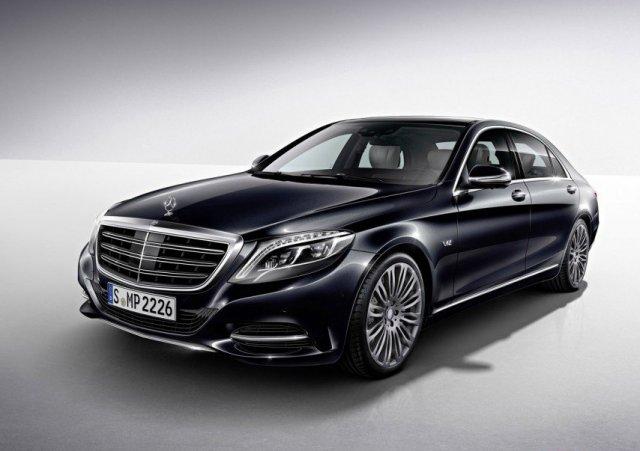 Mercedes-Benz создает самый дорогой седан