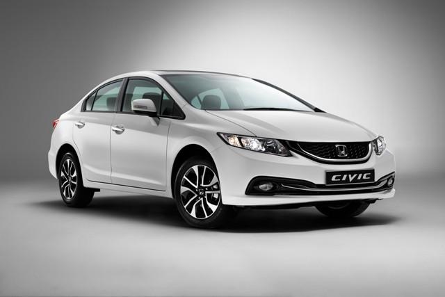 Седан Honda Civic получил лучшую проходимость