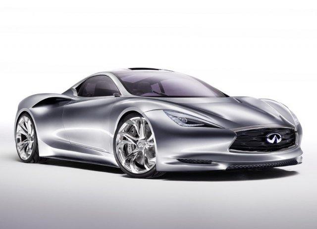 Infiniti создает конкурента Acura NSX