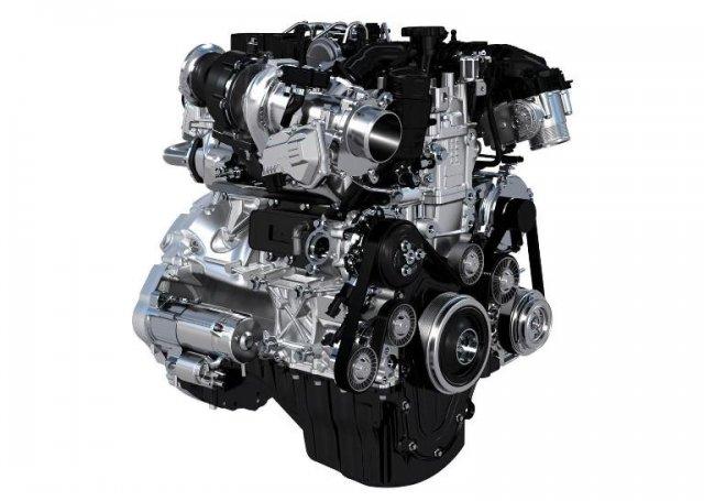 Моторы XE и Discovery Sport от Jaguar Land Rover