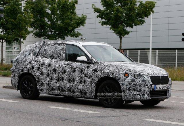 BMW работает над новым компактным MPV