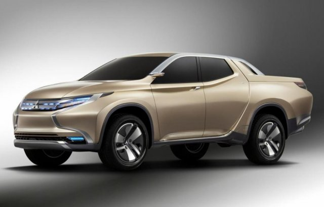 Новые подробности о 2015 Mitsubishi L200