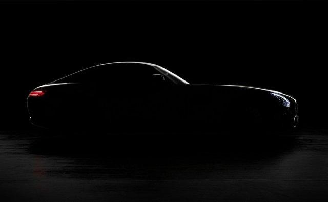 Mercedes-Benz AMG GT: дебют 9 сентября