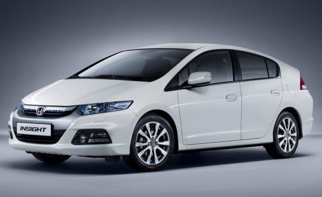 Honda откажется от Fit и Insight