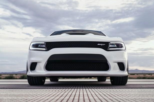 Dodge анонсировал Charger SRT Hellcat
