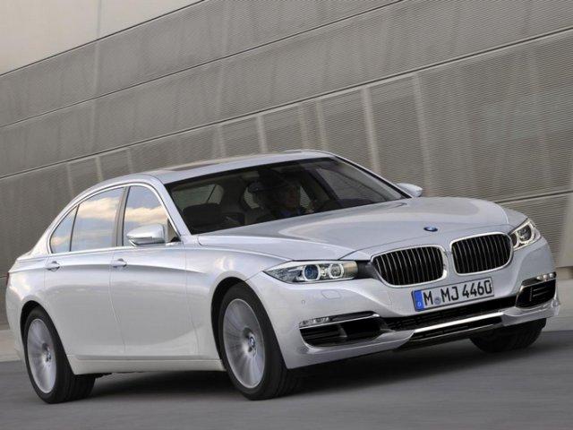 BMW 7-Series: Новые подробности