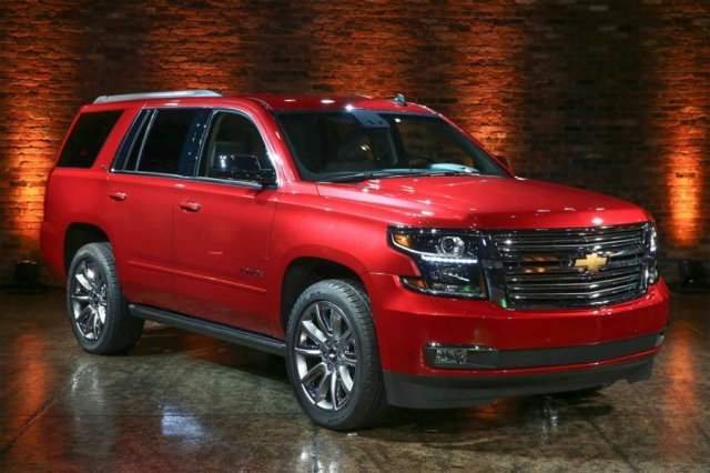 Chevrolet покажет 5 новинок на автосалоне в Москве
