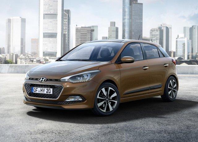 Досрочно рассекречен Hyundai i20 2015