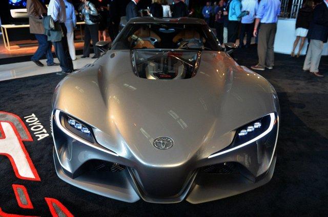 Toyota улучшает концепт FT-1