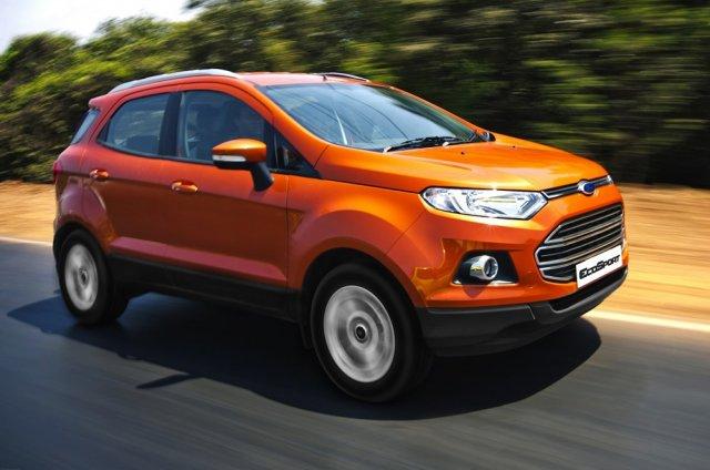 Ford EcoSport: известны российские цены