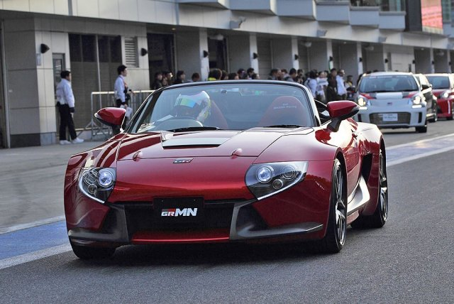 Недорогой спорткар от Toyota