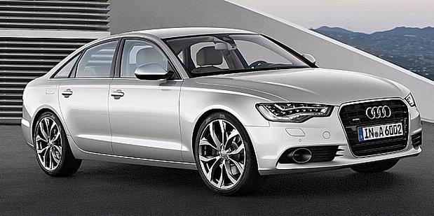 Audi решила освежить линейку A6