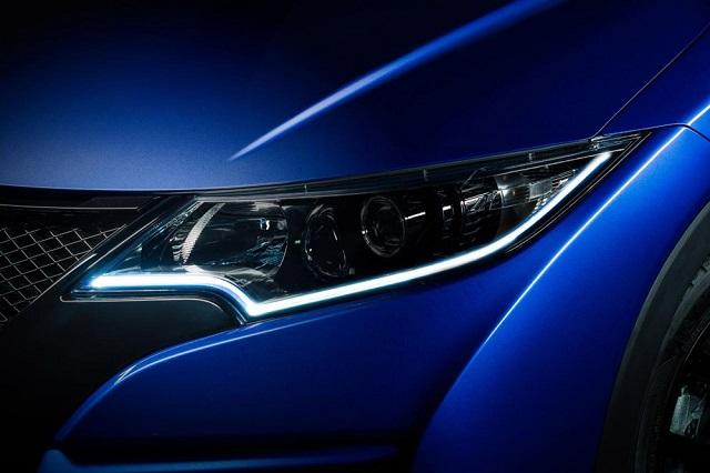 Honda везет в Европу обновленный Civic