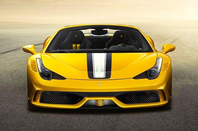 Ferrari 458 Speciale: теперь без крыши