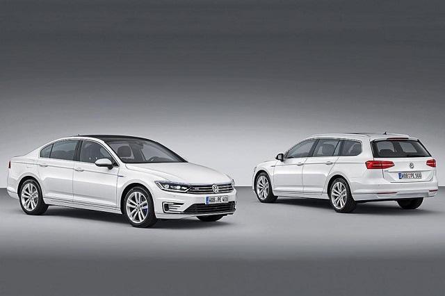 Новое поколение VW Passat будет гибридным