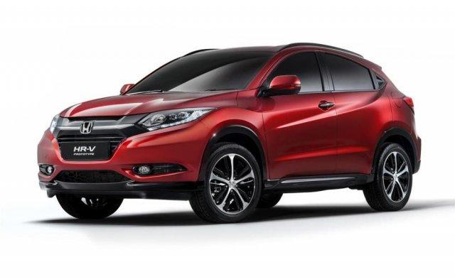 Honda HR-V торопится в Европу