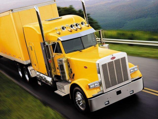 Запрет на старые грузовики и автобусы
