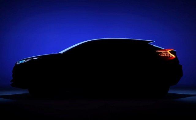 Toyota покажет в Париже предвестника нового кроссовера