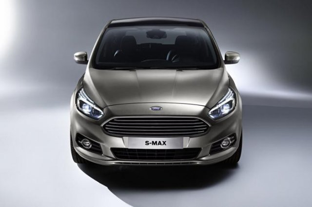 Ford анонсировал второе поколение S-Max