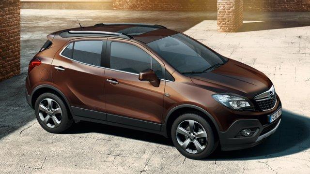 Opel Mokka получил новый двигатель