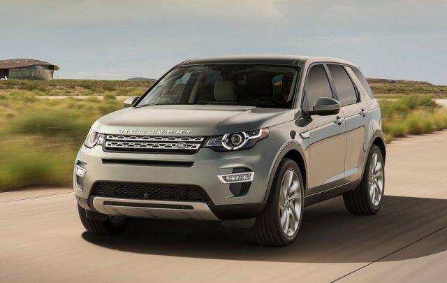 Российские цены на Land Rover Discovery Sport