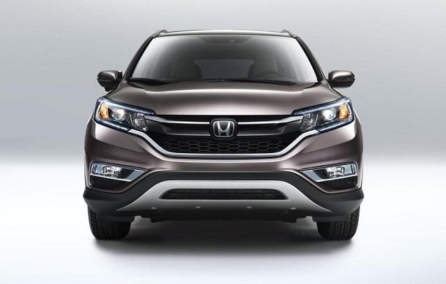Honda официально показала 2015 CR-V