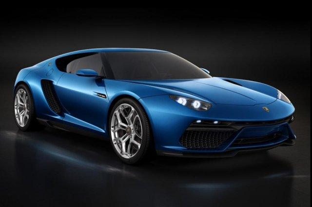 Lamborghini представили Asterion LPI 910-4