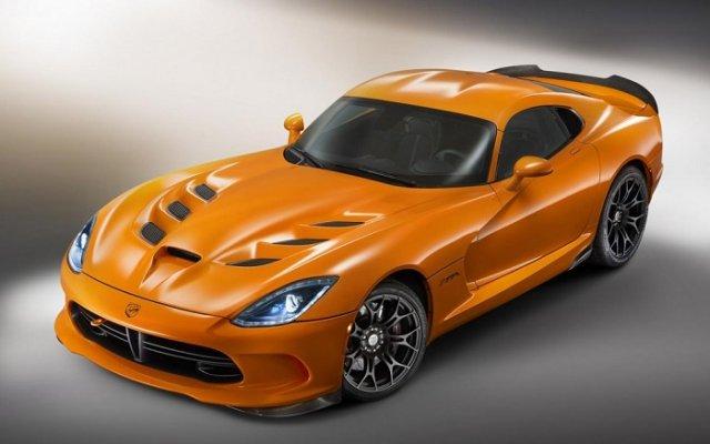 Снижение стоимости помогло Dodge вернуть производство Viper
