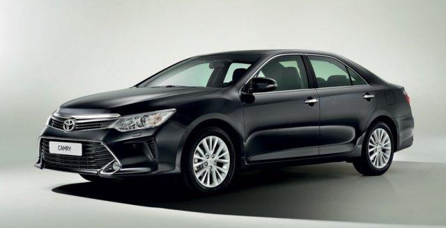 Toyota запускает прием предзаказов на новую Camry