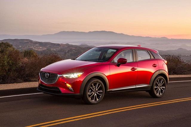 Состоялся дебют Mazda-CX3