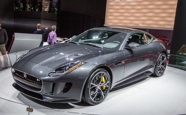 Jaguar F-Type станет полноприводным