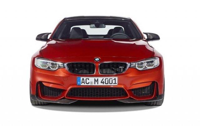 AC Schnitzer показала 510-сильную BMW M4
