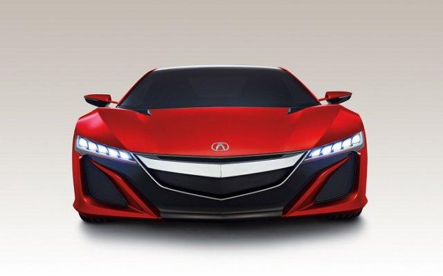 Honda временно остановила прием заказов на новый Acura NSX