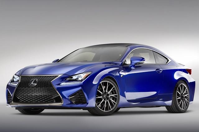 Lexus сообщил рублевые цены на