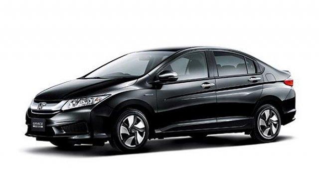 Японский дебют Honda Grace